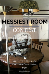 Messiest Room Contest 2015
