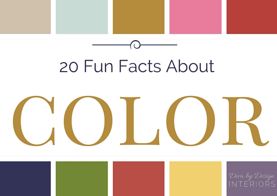 Facts about color by Diva by Design harlingen