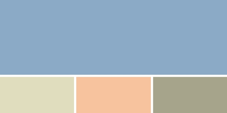 sample color palette 3 - Diva by Design